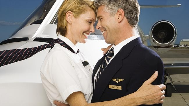 Dating and friendship for pilots and flight attendants